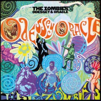 Zombies, The: Odessey & Oracle [LP, vinyle 'tourbillon psychédelique']