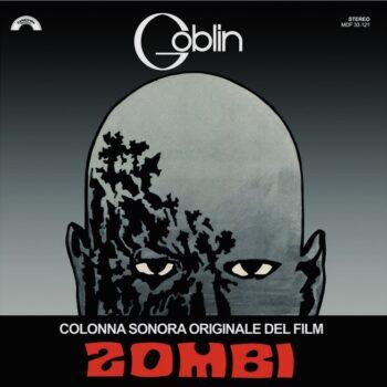 Goblin: Zombi [LP, vinyle blanc]