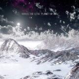 Minus The Bear: Planet Of Ice [2xLP, vinyle violet néon et vinyle blanc]
