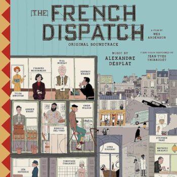 Desplat, Alexandre: The French Dispatch [CD]