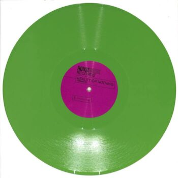 """Reality Or Nothing: Changes EP [12"""", vinyle vert]"""