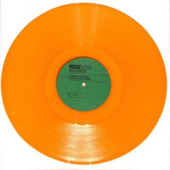 "Nurse, Dan: Other Side of the Tracks [12"", vinyle orange]"