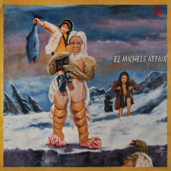 El Michels Affair: The Abominable EP [LP, vinyle bleu bébé]