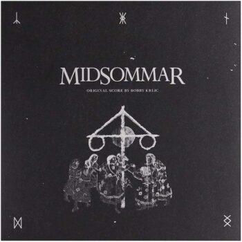 Krlic, Bobby: Midsommar [LP, vinyle marbré blanc et rouge 180g]