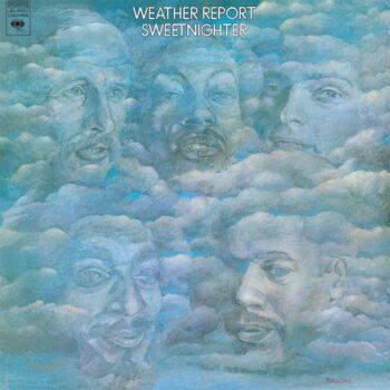 Weather Report: Sweetnighter [LP, vinyle marbré bleu et blanc 180g]